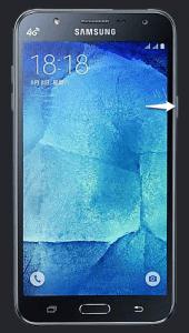 Samsung Galaxy J7 2015 Power