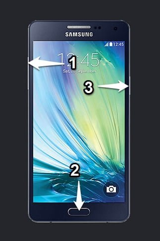 Samsung A500F Recovery