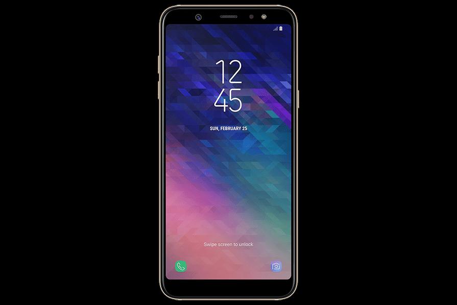 Samsung SM-A605F Galaxy A6+ Plus