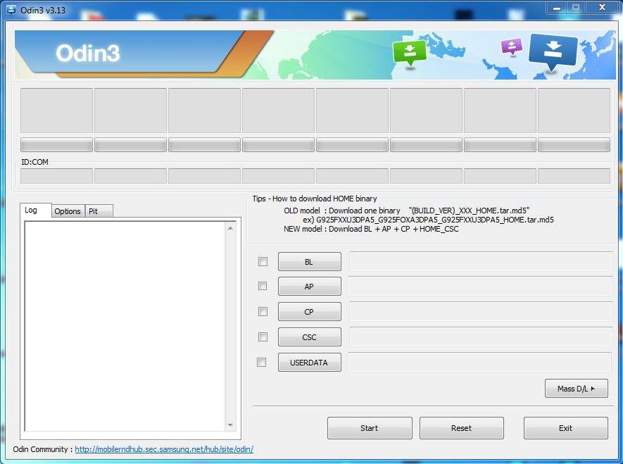 Odin3 13.3.1
